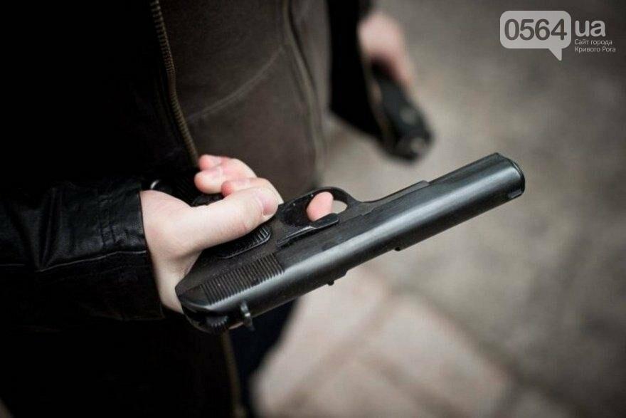 В Кривом Роге: мужчину подрезали в подъезде, стрелка отправили в СИЗО, боксеры обнажили торсы, фото-2