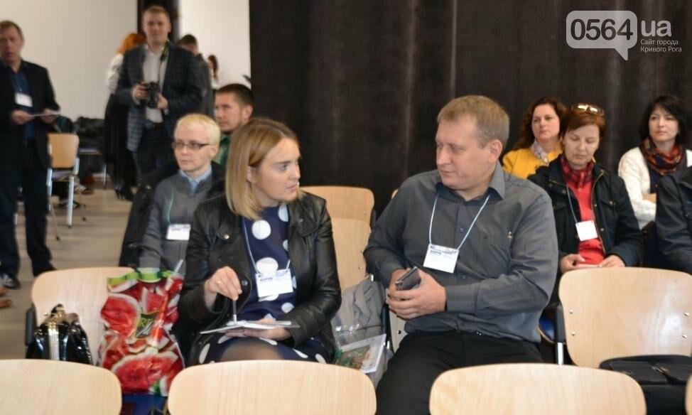 На Форуме в Кривом Роге обсуждали, могут ли люди влиять на будущее (ФОТО, ВИДЕО), фото-13