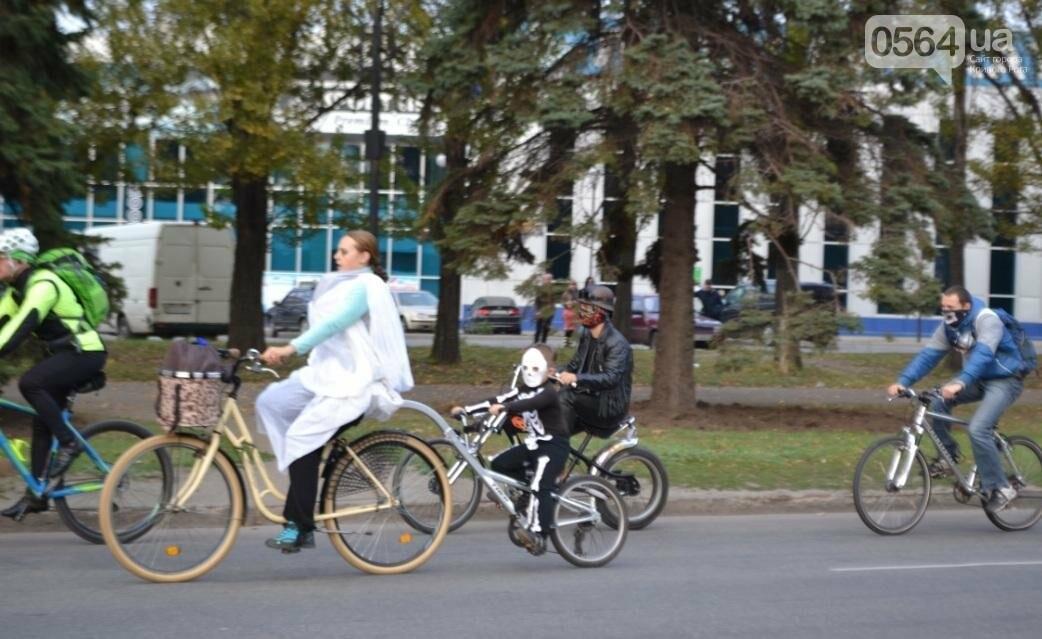 """Криворожские велосипедисты """"напугали"""" прохожих (ФОТО), фото-1"""