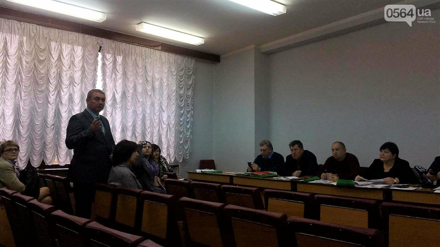 """Управлять делами криворожского исполкома предлагают женщине, """"пережившей"""" трех министров (ФОТО), фото-1"""