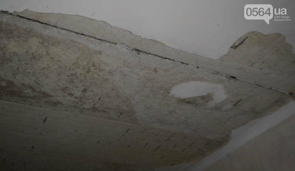 В Кривом Роге разрушается историческое здание учебного заведения Всеукраинского уровня (ФОТО), фото-16
