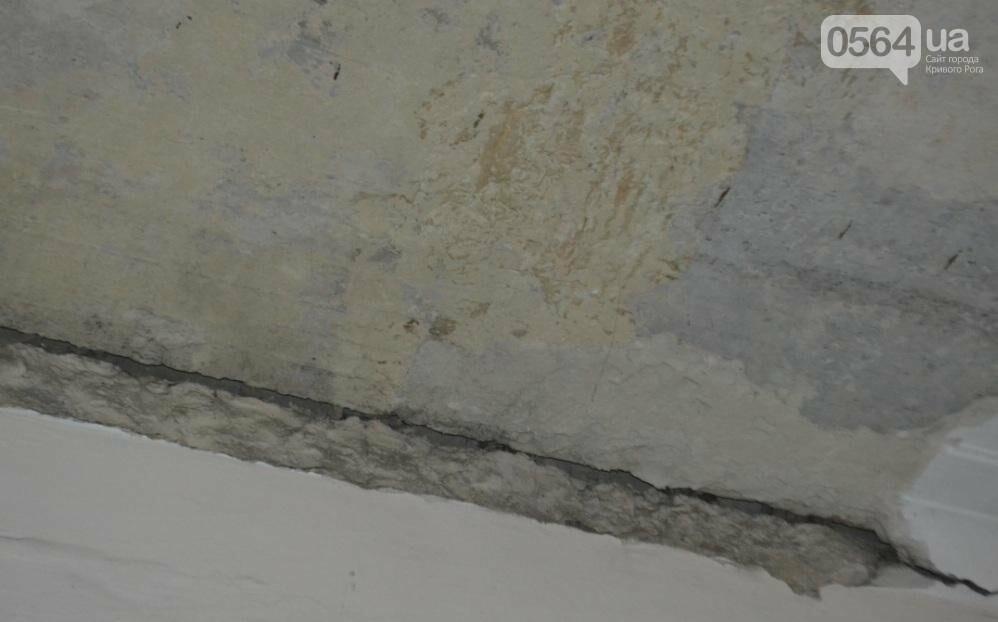 В Кривом Роге разрушается историческое здание учебного заведения Всеукраинского уровня (ФОТО), фото-20