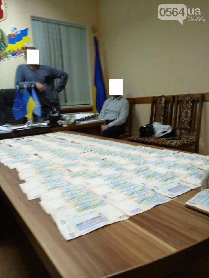 На Днепропетровщине за вымогательство задержали двух подполковников полиции и налоговика (ФОТО, ВИДЕО), фото-3