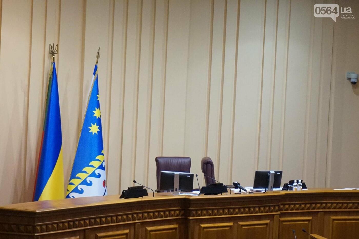 В Кривом Роге началась сессия. Впервые после обысков появилась Ольга Бабенко (ФОТО), фото-5