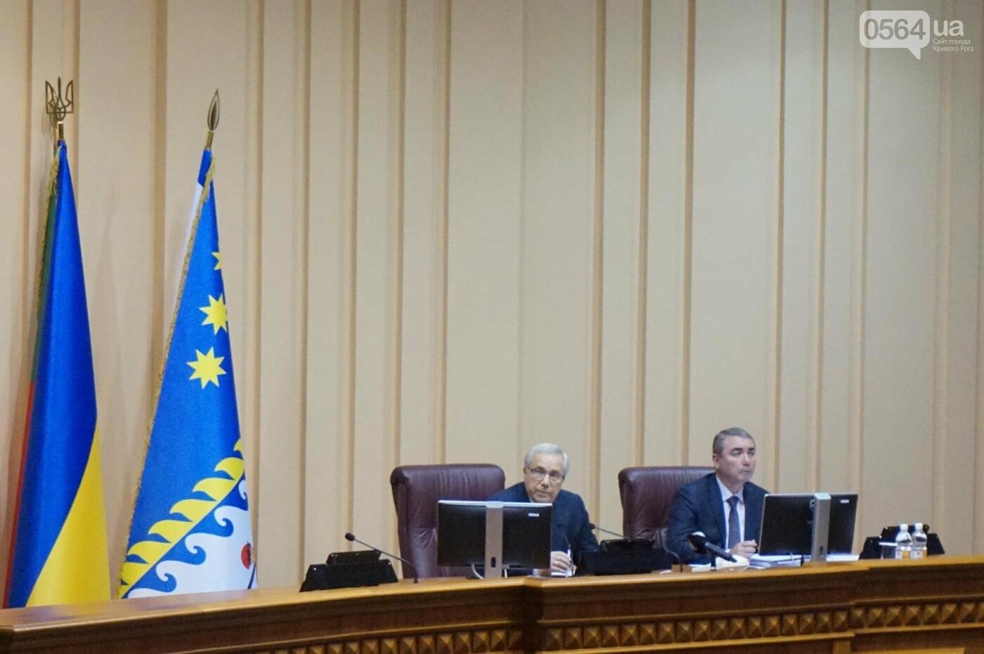 В Кривом Роге началась сессия. Впервые после обысков появилась Ольга Бабенко (ФОТО), фото-10