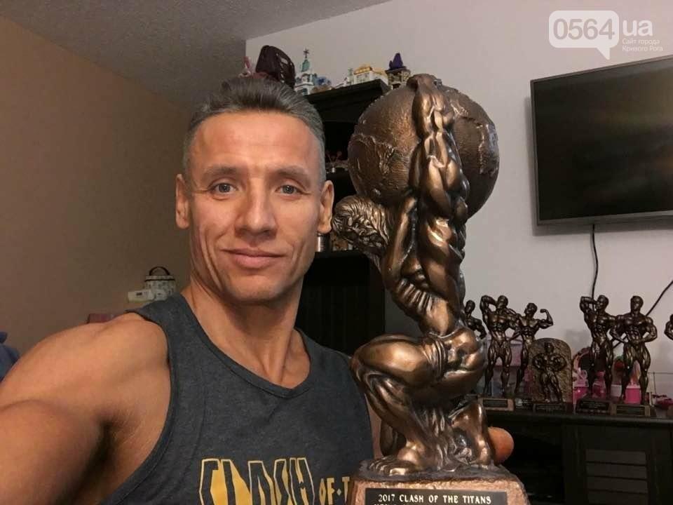 Криворожанин в Америке одержал очередную победу в бодибилдинге и перешел в профессионалы (ФОТО), фото-15