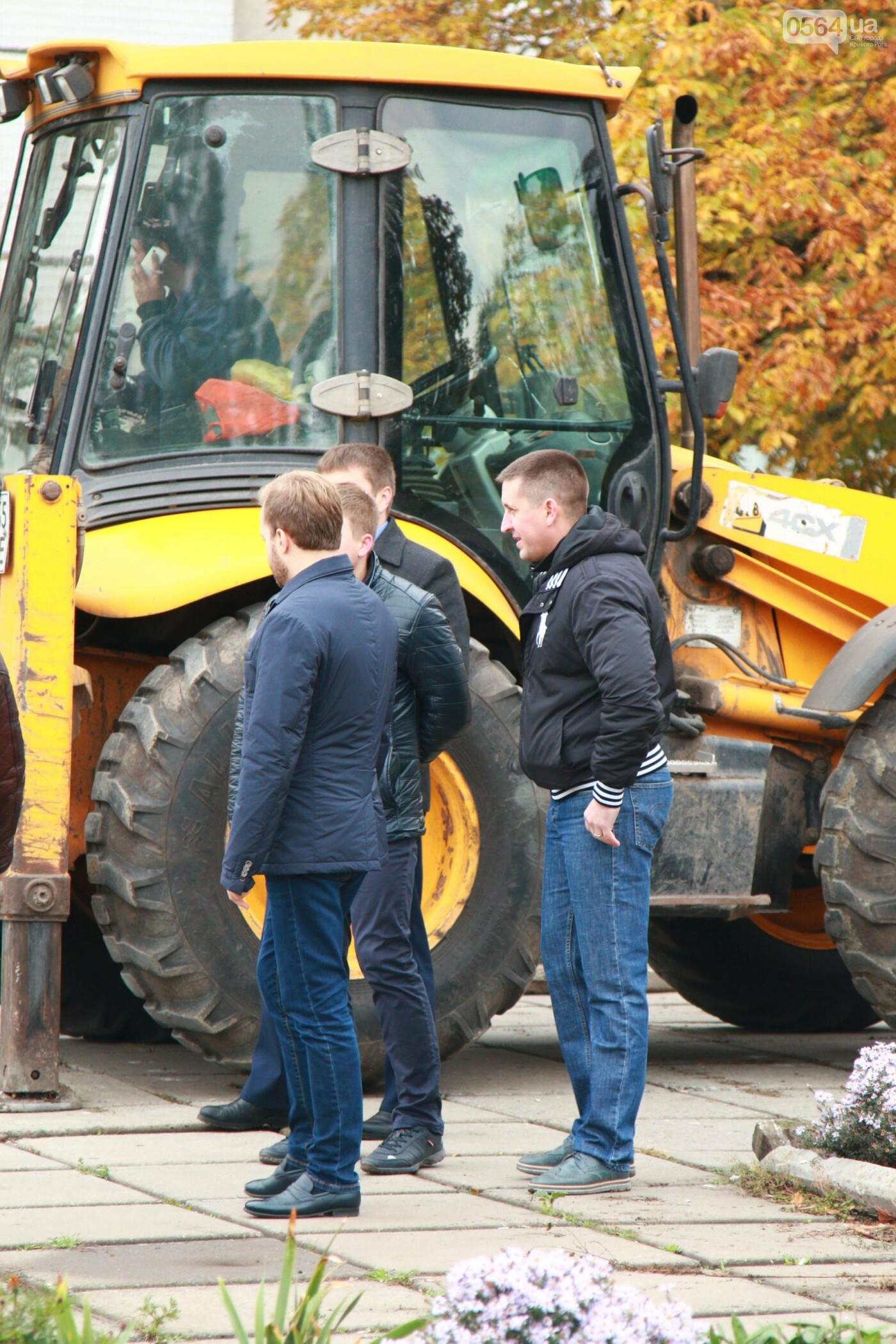 Обновления полным ходом: стартовала реконструкция площади у ДК «Карачуны», фото-4