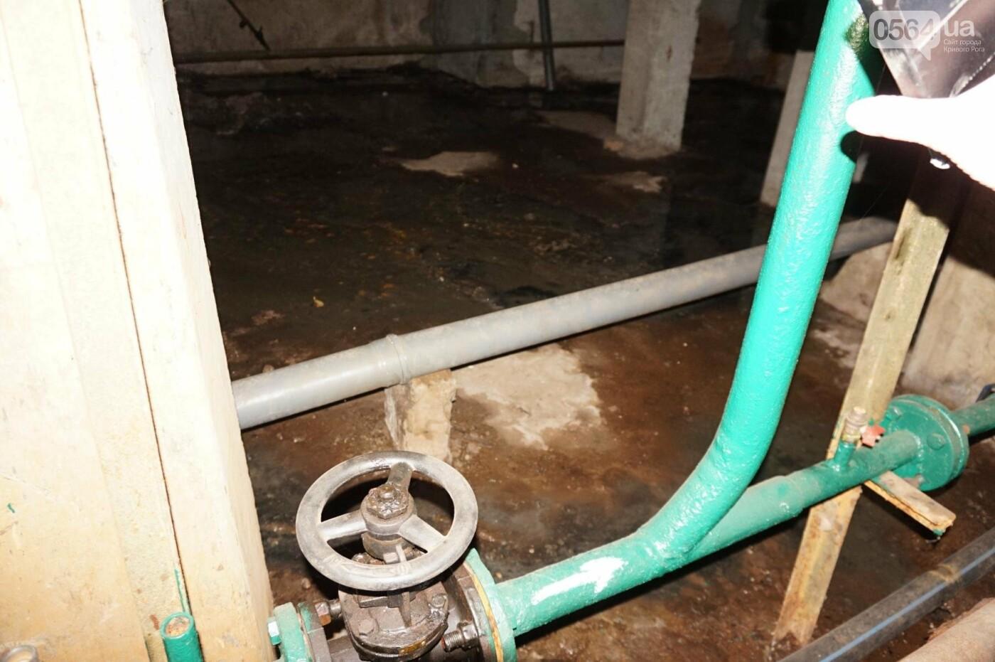 Криворожскую многоэтажку затопило фекалиями (ФОТО, ВИДЕО), фото-4