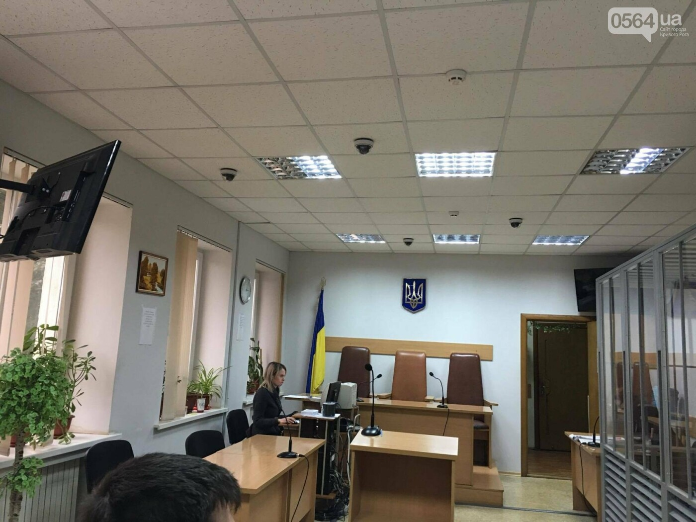 "В Кривом Роге суд над ""автомайдановцем"" перенесли на 2 ноября (ФОТО), фото-1"
