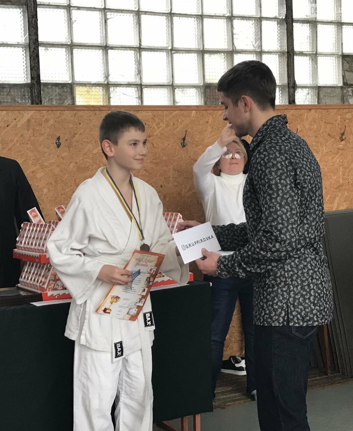 Юные дзюдоисты Кривого Рога успешно выступили на Новогоднем турнире (ФОТО), фото-11