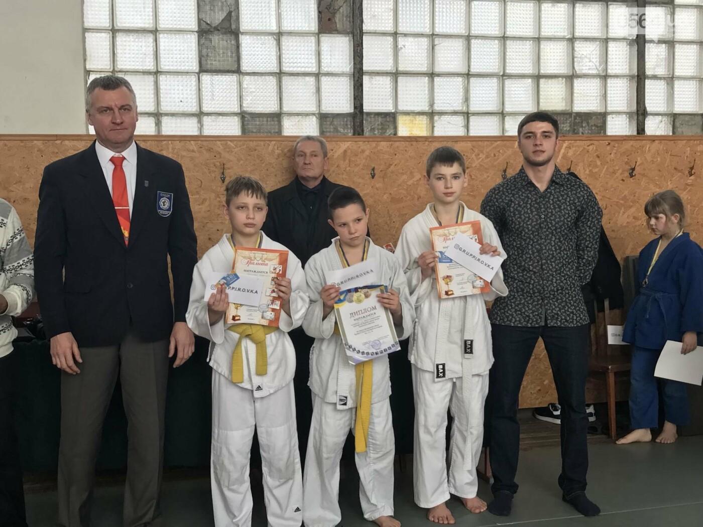 Юные дзюдоисты Кривого Рога успешно выступили на Новогоднем турнире (ФОТО), фото-12