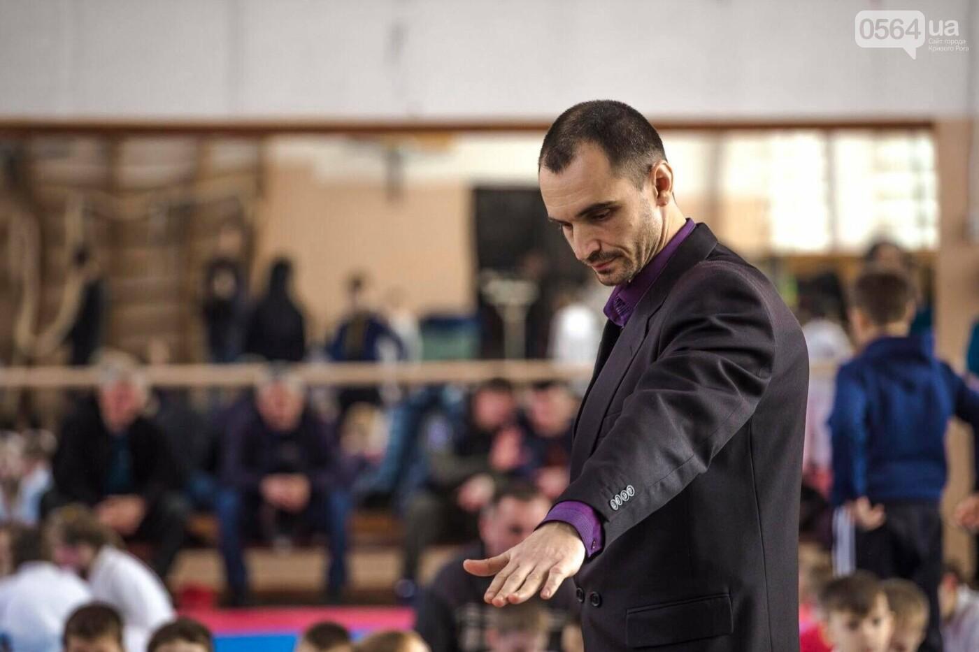 Юные дзюдоисты Кривого Рога успешно выступили на Новогоднем турнире (ФОТО), фото-4