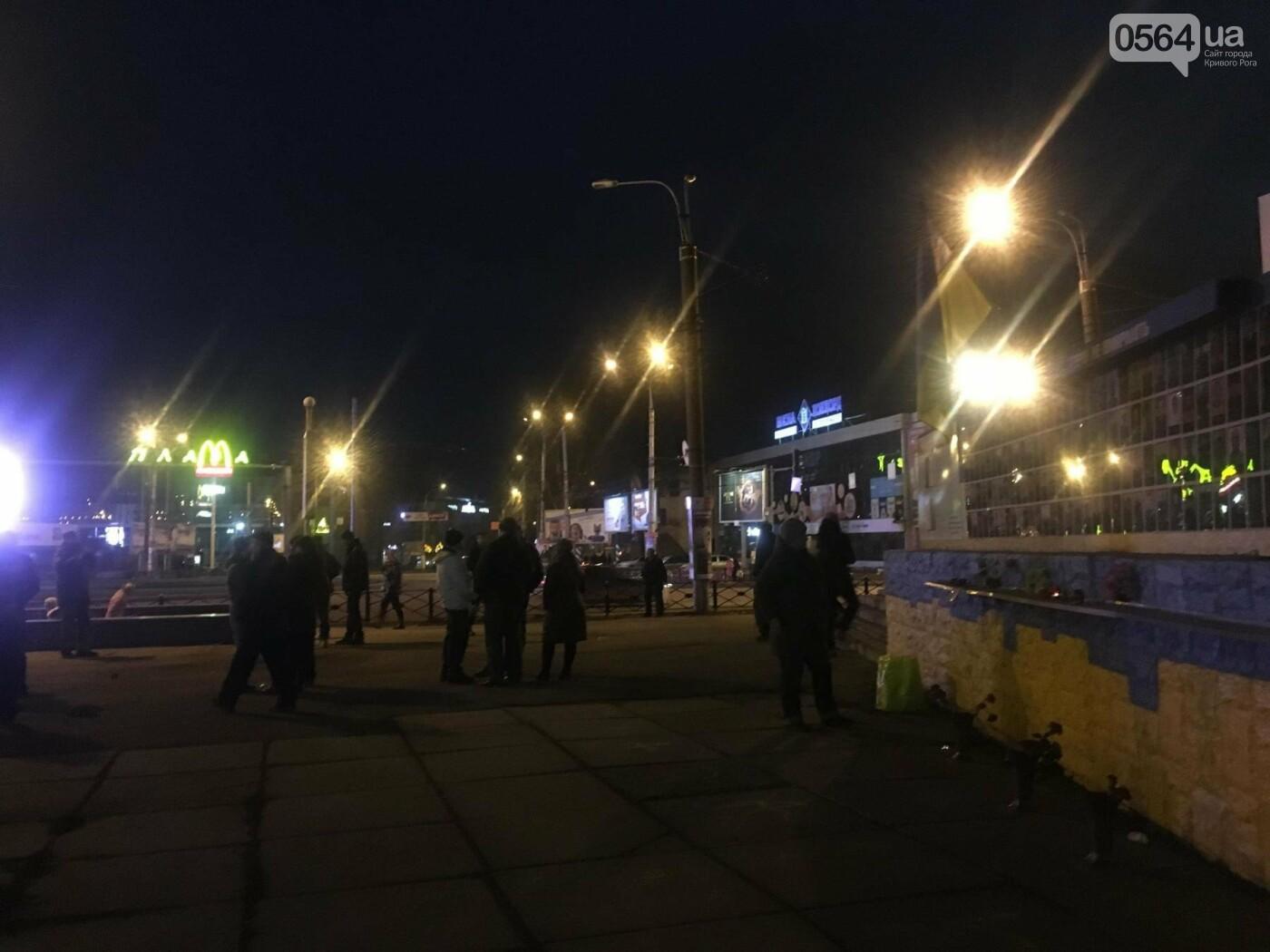 В Кривом Роге проходит Факельный марш в честь Дня рождения Степана Бандеры (ФОТО, ВИДЕО), фото-23