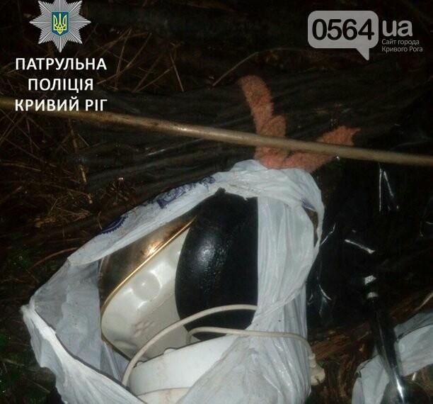 В новогоднюю ночь криворожанин променял домашний арест на свежий воздух (ФОТО), фото-2