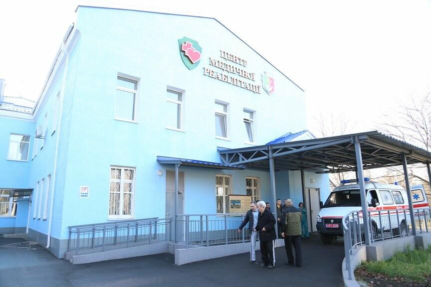 Криворожскому центру реабилитации участников боевых действий передали спецавтомобиль (ФОТО), фото-1