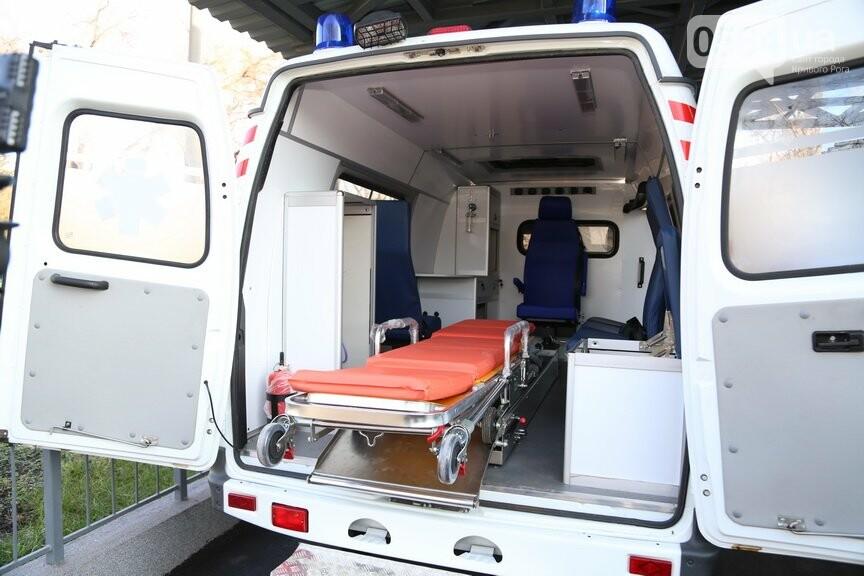 Криворожскому центру реабилитации участников боевых действий передали спецавтомобиль (ФОТО), фото-2