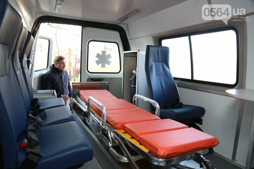 Криворожскому центру реабилитации участников боевых действий передали спецавтомобиль (ФОТО), фото-5