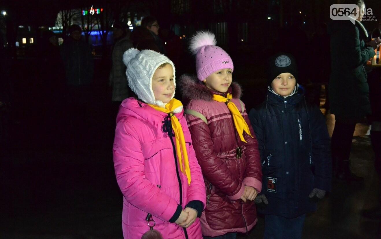 Перед Рождеством пластуны передали Вифлеемский огонь жителям Кривого Рога и Херсонщины (ФОТО), фото-15