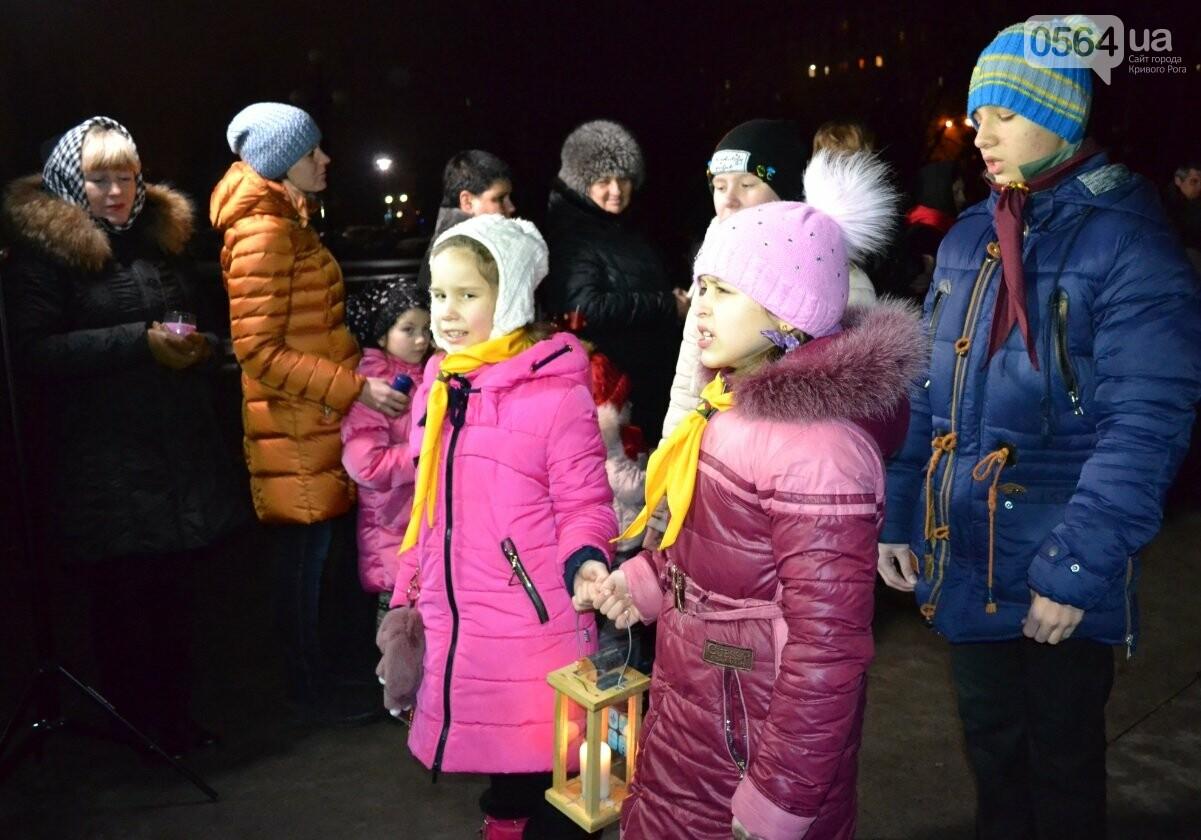 Перед Рождеством пластуны передали Вифлеемский огонь жителям Кривого Рога и Херсонщины (ФОТО), фото-20