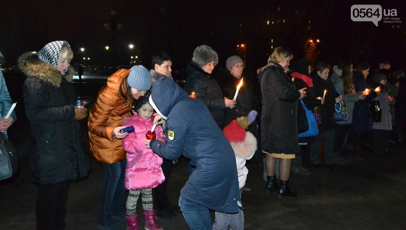 Перед Рождеством пластуны передали Вифлеемский огонь жителям Кривого Рога и Херсонщины (ФОТО), фото-18