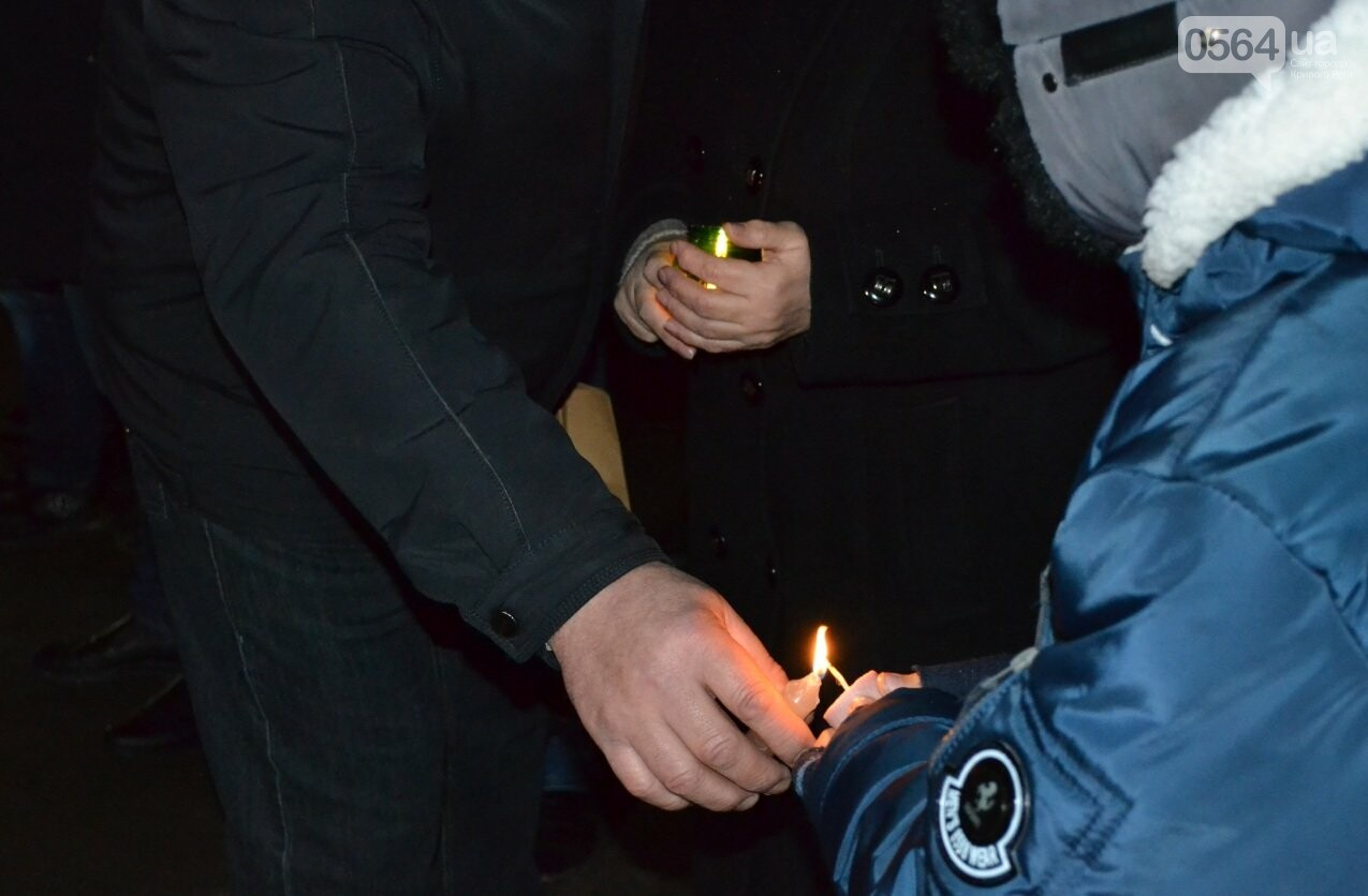 Перед Рождеством пластуны передали Вифлеемский огонь жителям Кривого Рога и Херсонщины (ФОТО), фото-16