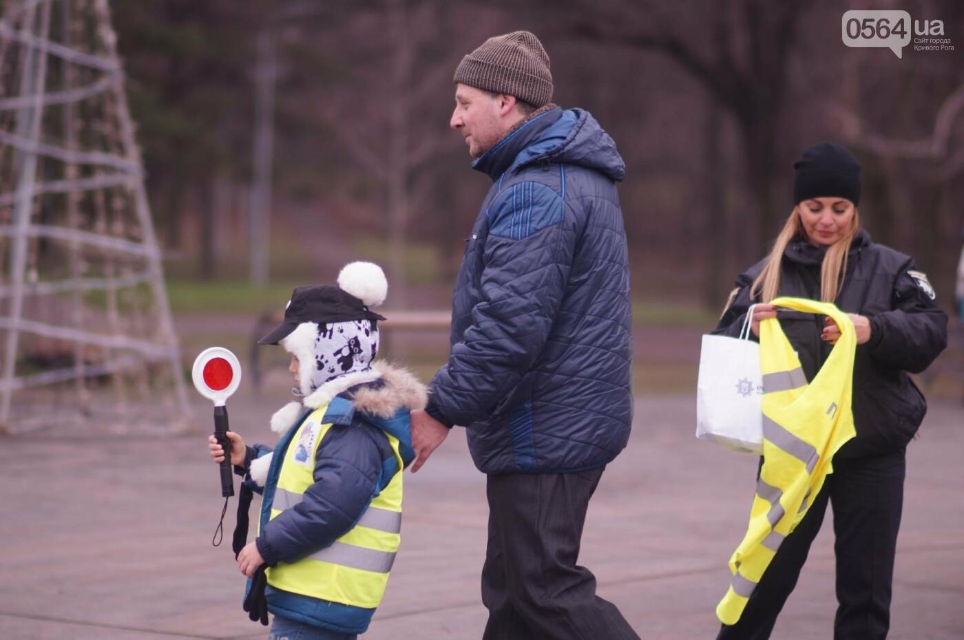Встреча криворожских полицейских с детьми закончилась преждевременно (ФОТО), фото-7