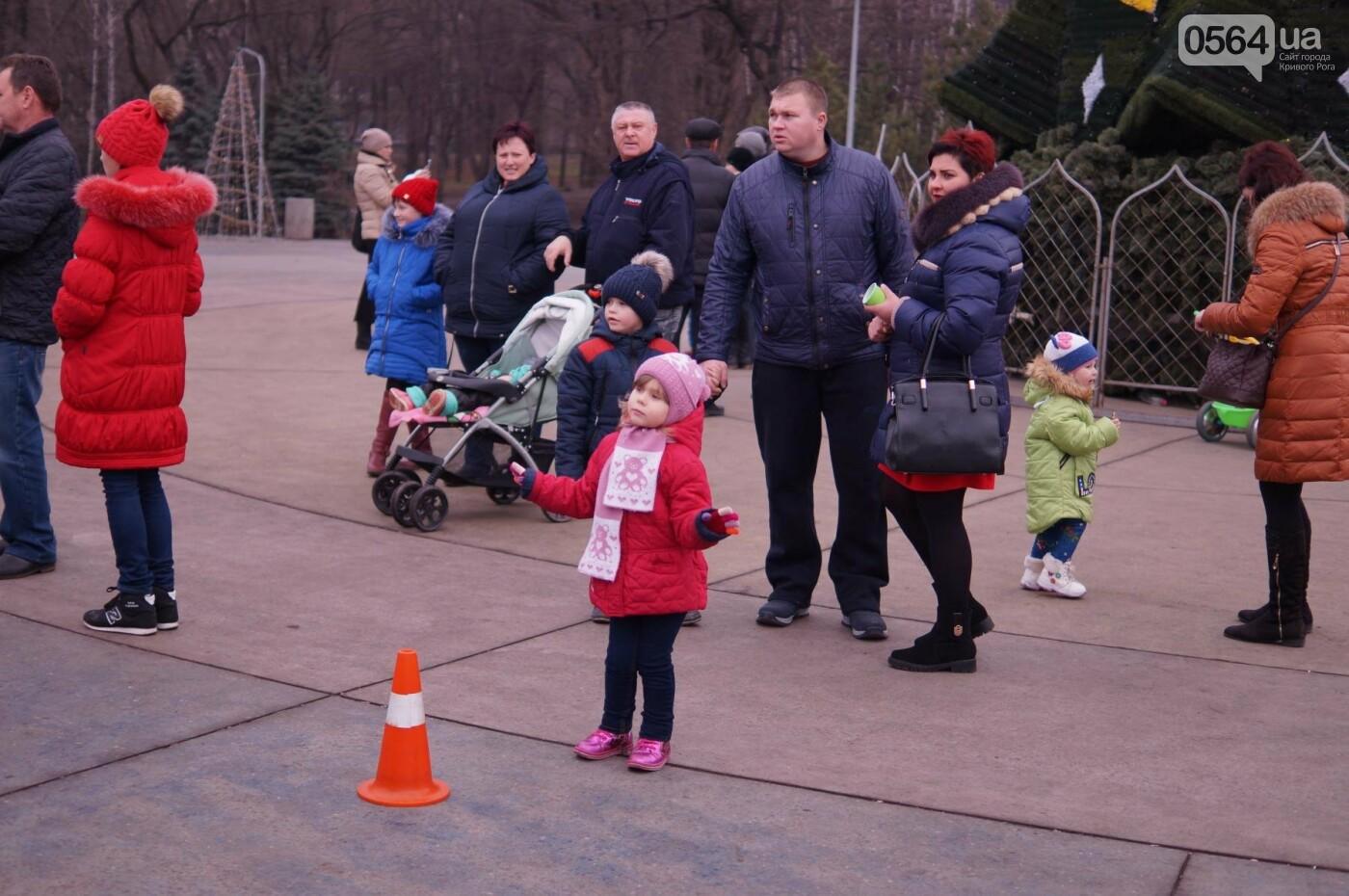 Встреча криворожских полицейских с детьми закончилась преждевременно (ФОТО), фото-34