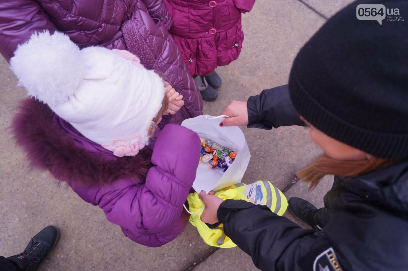 Встреча криворожских полицейских с детьми закончилась преждевременно (ФОТО), фото-32