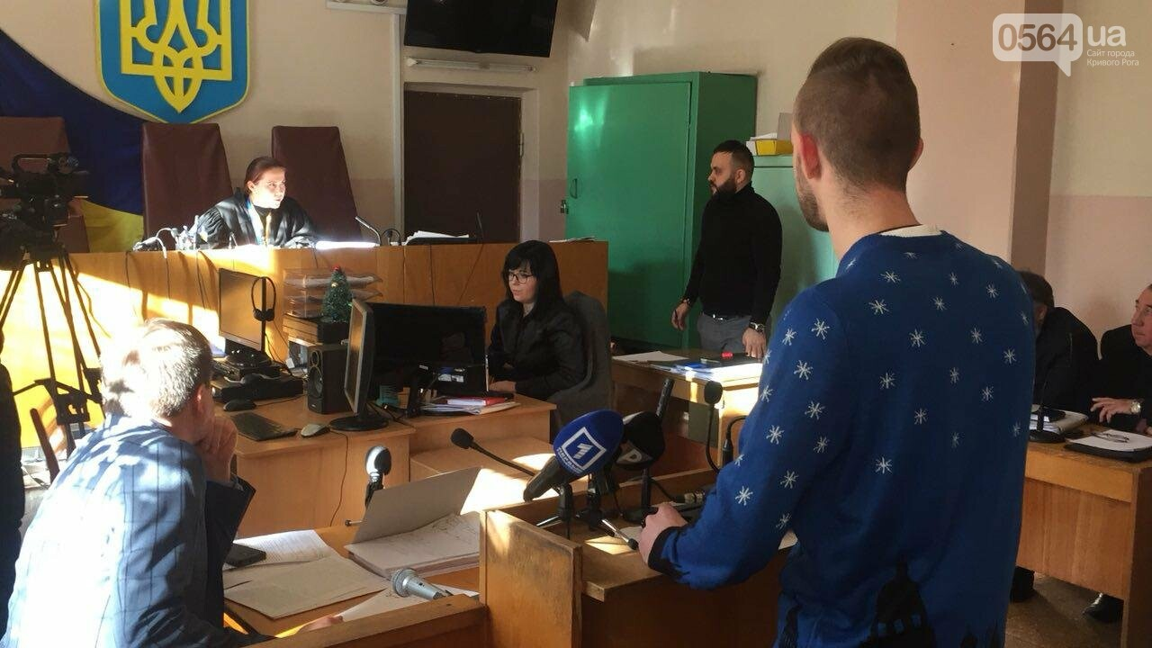 В суде по делу тяжело раненого криворожского журналиста давали показания коллеги и заместитель военкома (ФОТО), фото-1
