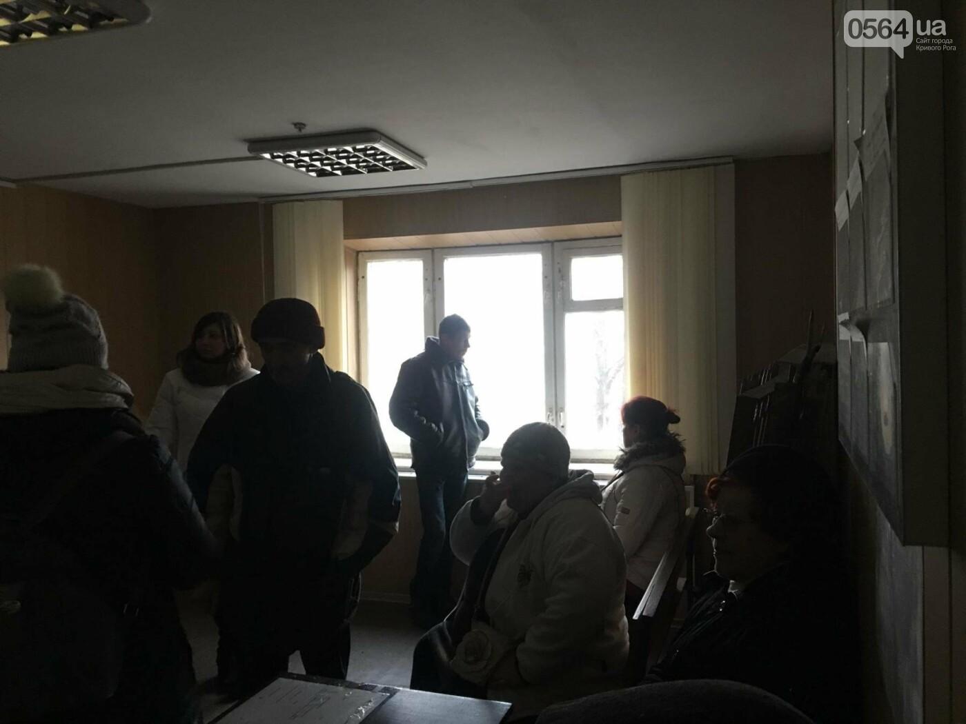 Сегодня в Кривом Роге продолжается суд над горожанином, надругавшимся над Флагом Украины (ФОТО), фото-1