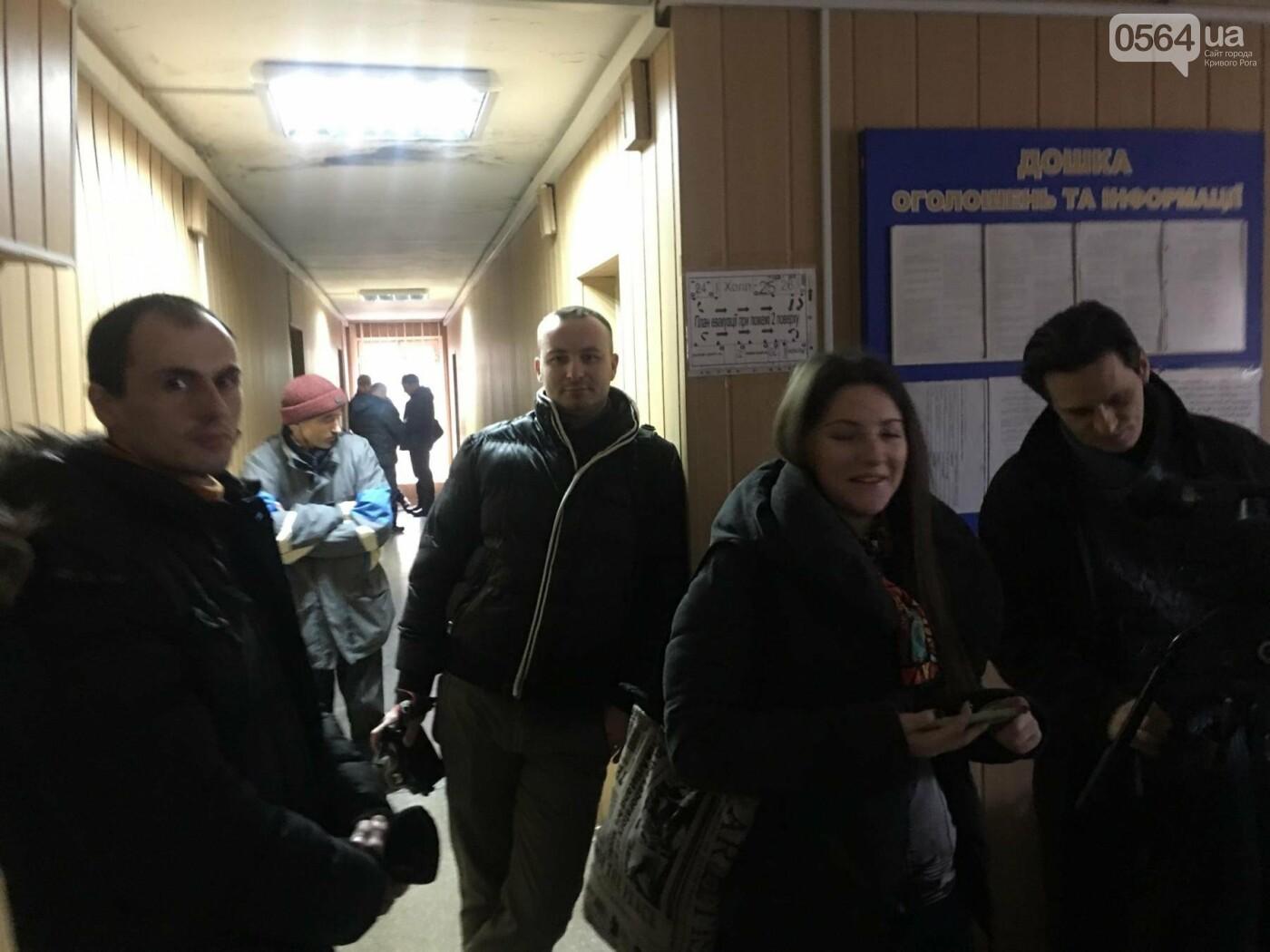 Сегодня в Кривом Роге продолжается суд над горожанином, надругавшимся над Флагом Украины (ФОТО), фото-3