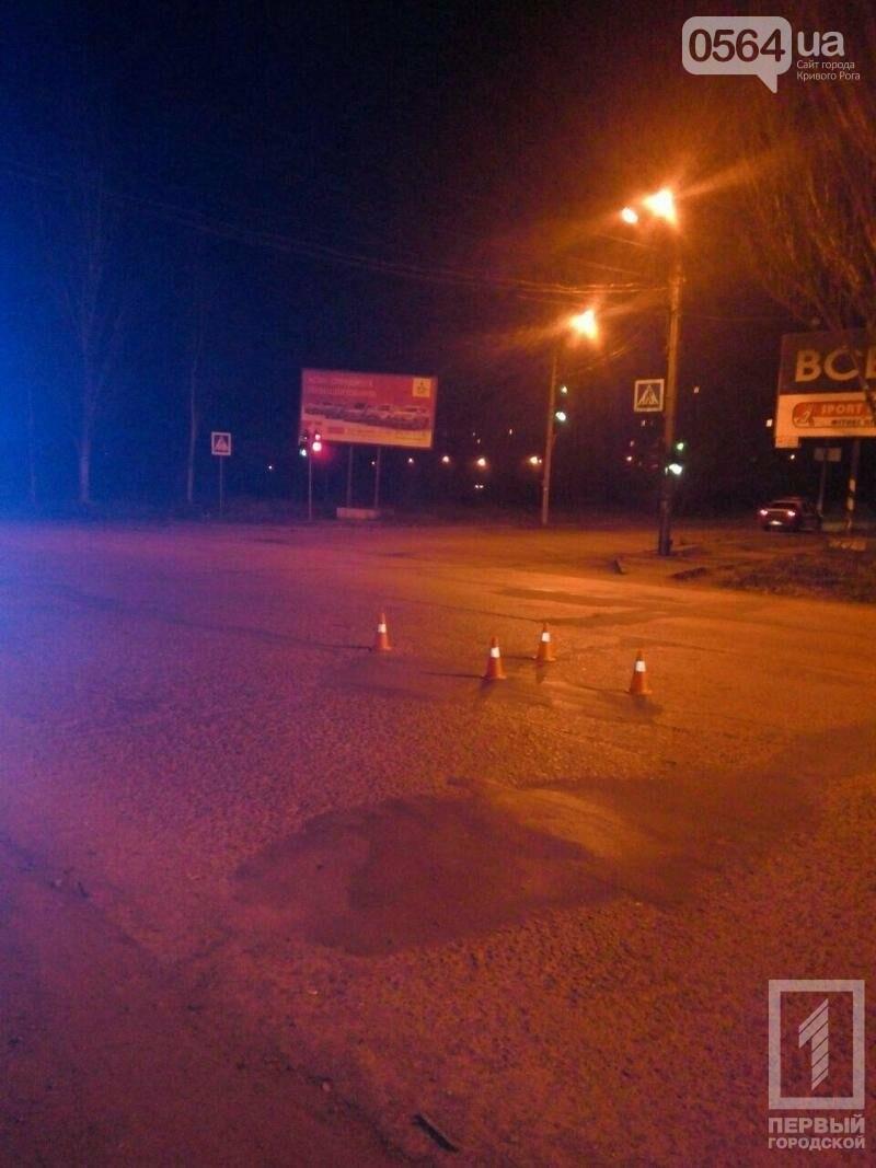 В Кривом Роге неизвестный на авто сбил пешехода и скрылся. Полиция ищет свидетелей (ФОТО), фото-1