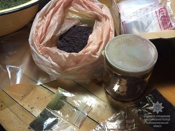 Под Кривым Рогом полиция изъяла наркотиков на 3 миллиона (ФОТО, ВИДЕО), фото-7