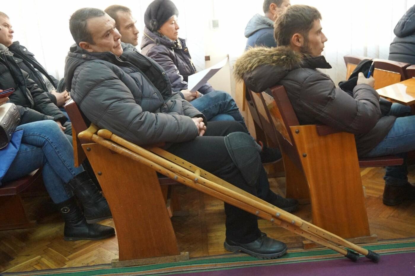 В Кривом Роге 52 бойца АТО получили землю под строительство жилья (ФОТО), фото-9