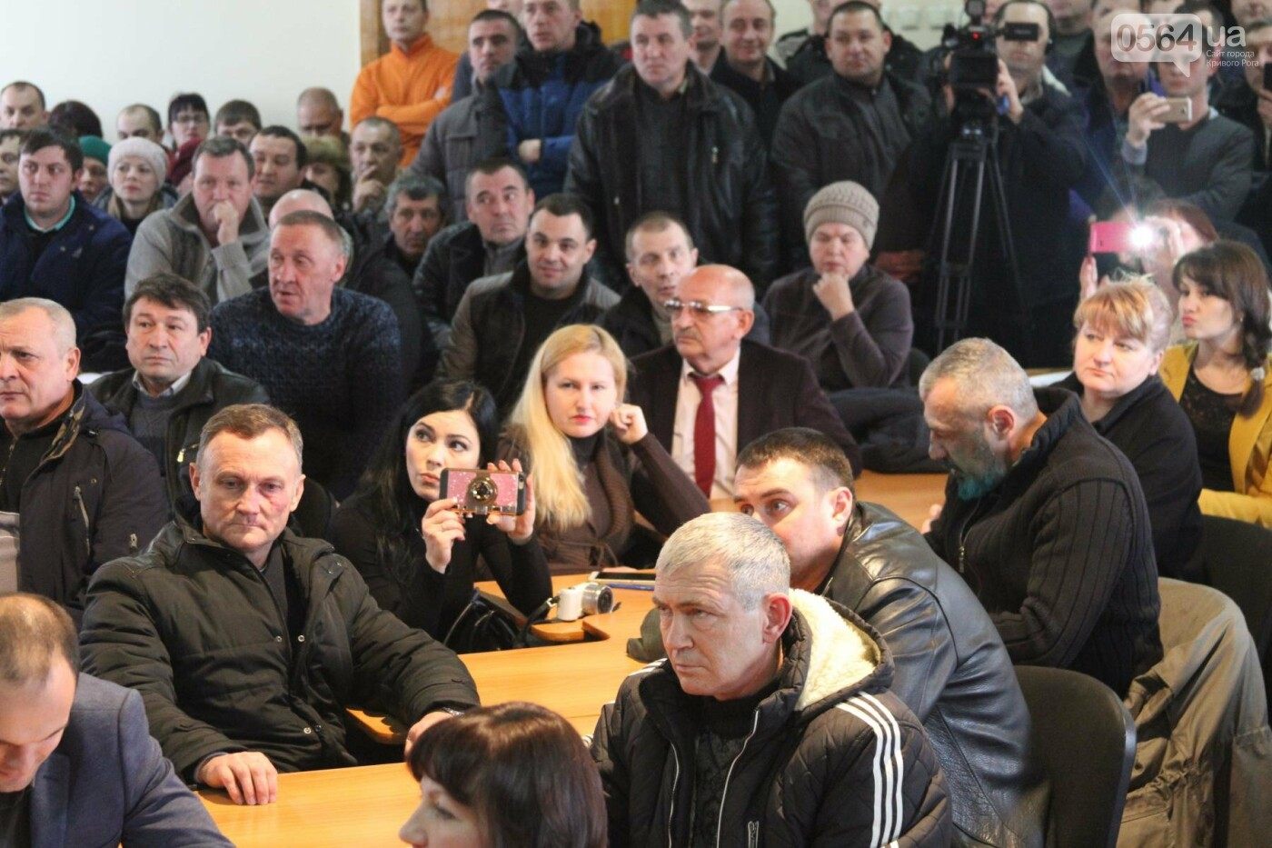 """Работники """"КривбассПВС"""" готовы бороться против рейдерского захвата стратегического госпредприятия (ФОТО, ВИДЕО), фото-63"""
