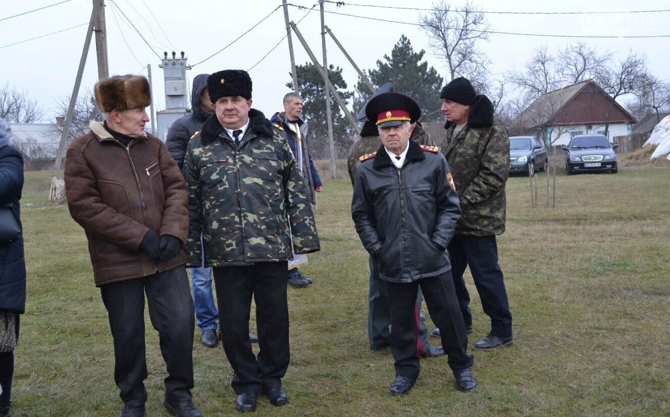 На Криворожье на месте разрушенного большевиками храма открыли памятный знак (ФОТО, ВИДЕО), фото-17