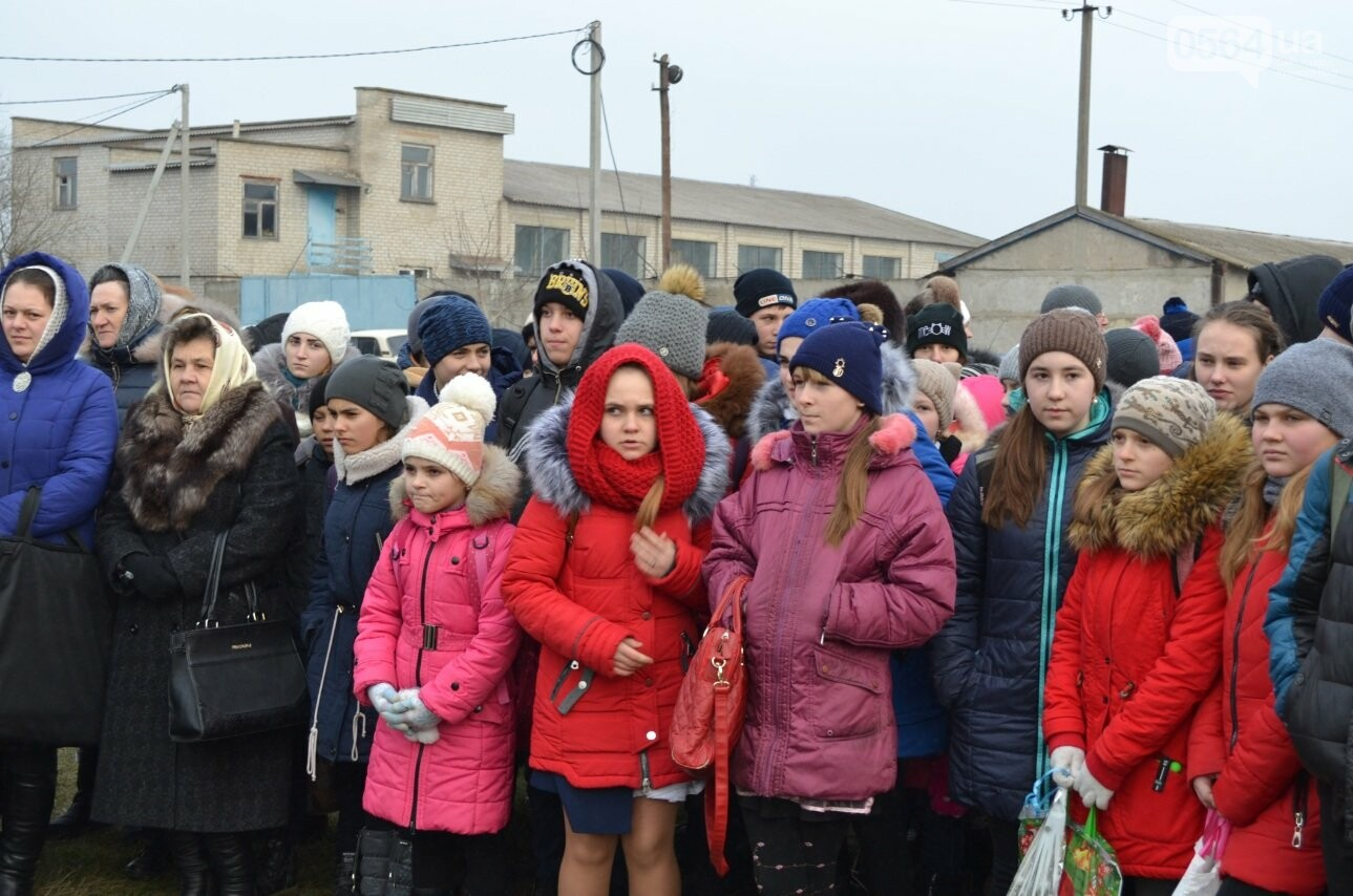 На Криворожье на месте разрушенного большевиками храма открыли памятный знак (ФОТО, ВИДЕО), фото-11