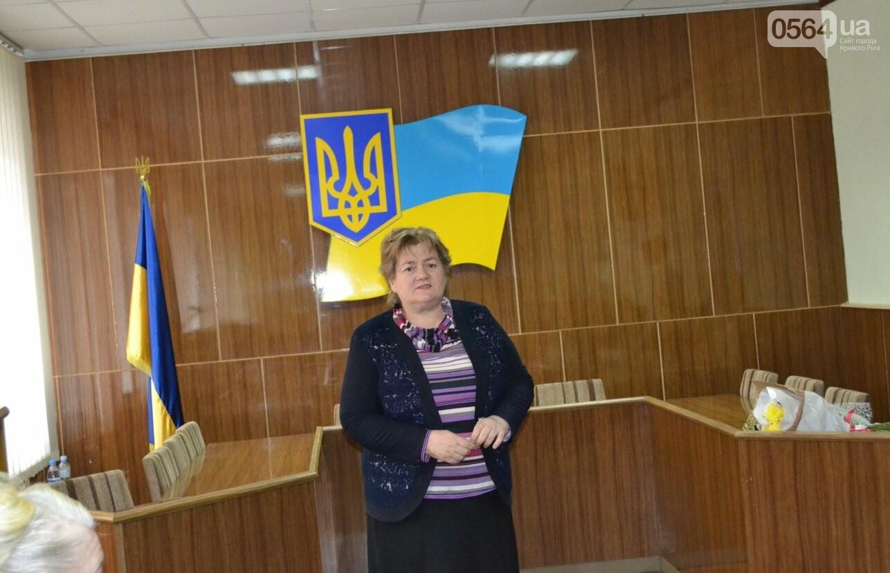 Впервые в истории независимой Украины власть Кривого Рога чествует ветерана УПА (ФОТО, ВИДЕО), фото-13
