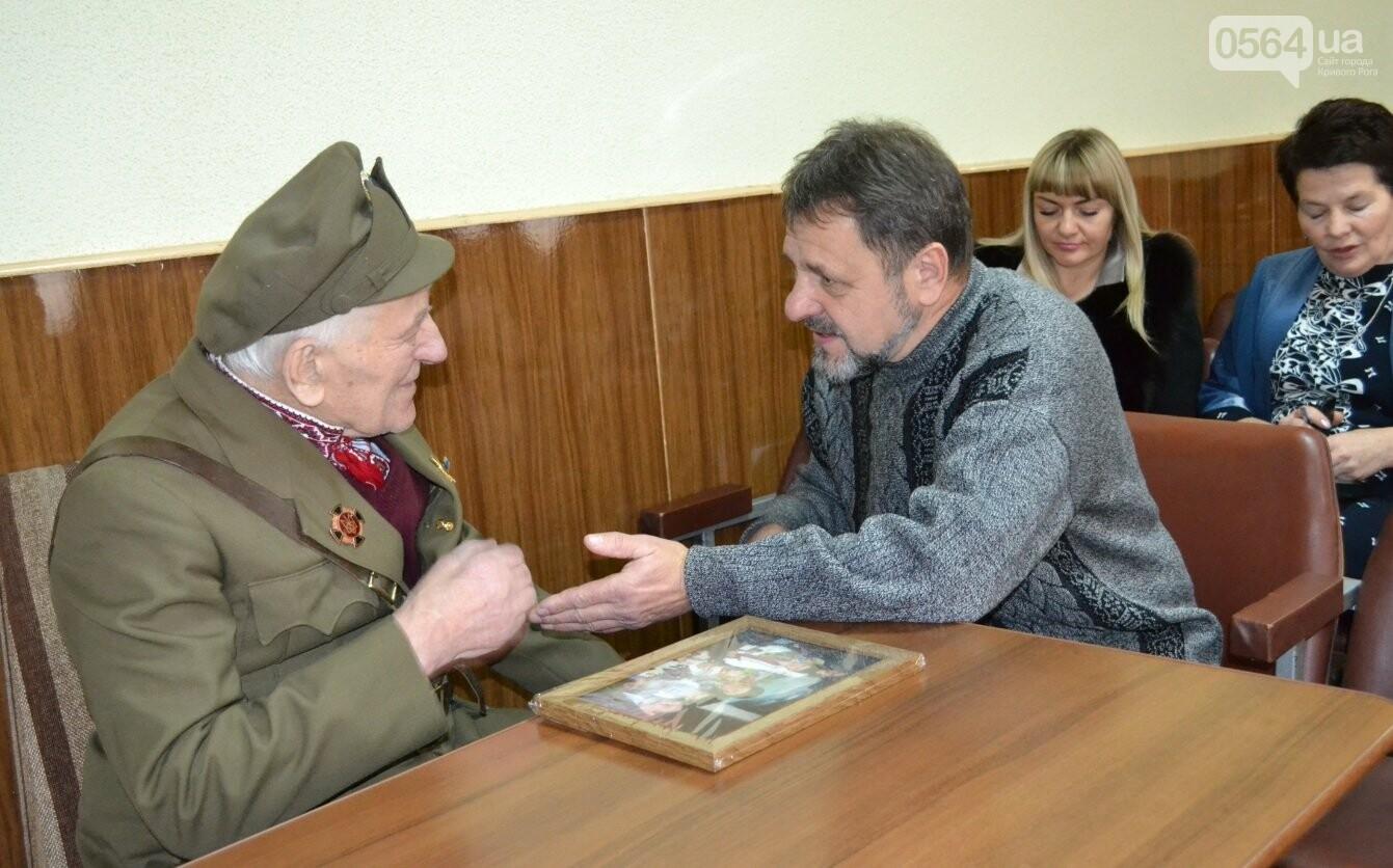 Впервые в истории независимой Украины власть Кривого Рога чествует ветерана УПА (ФОТО, ВИДЕО), фото-4