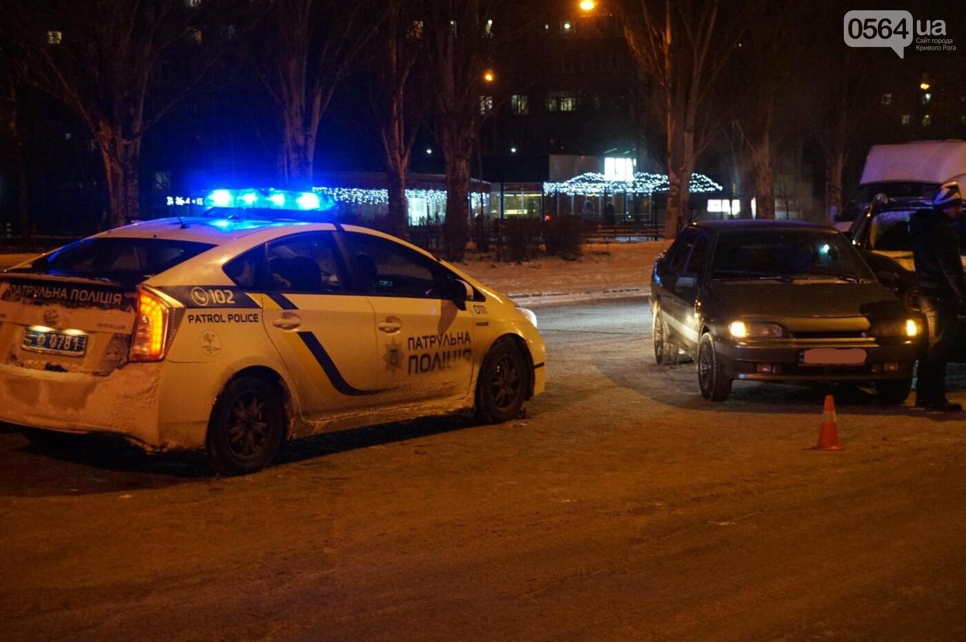 ДТП в Кривом Роге: Перед пешеходным переходом столкнулись ВАЗ и Инфинити (ФОТО), фото-4