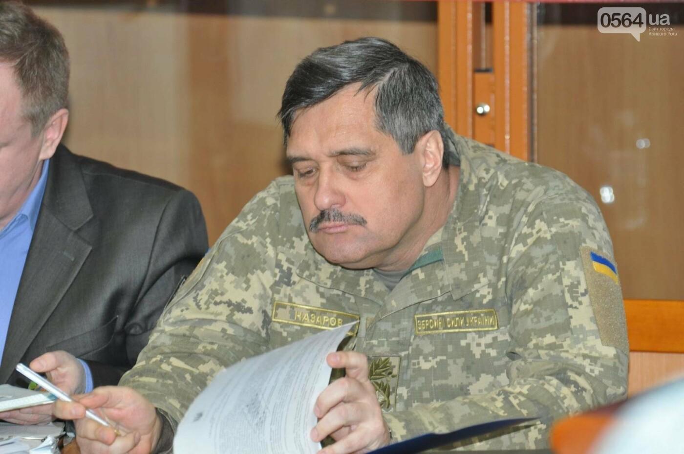 По делу о сбитом ИЛ-76, вместо приговора генералу, суд назначил еще одну экспертизу (ФОТО, ВИДЕО), фото-6