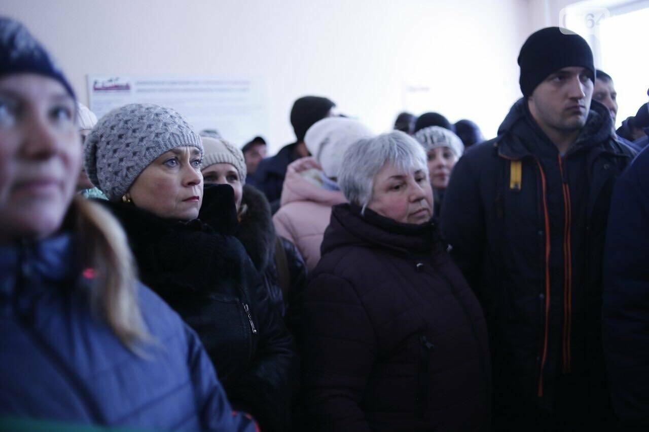 В Кривом Роге сотрудники КПВС митингуют, опасаясь, что город останется без воды  (ФОТО, ВИДЕО), фото-3