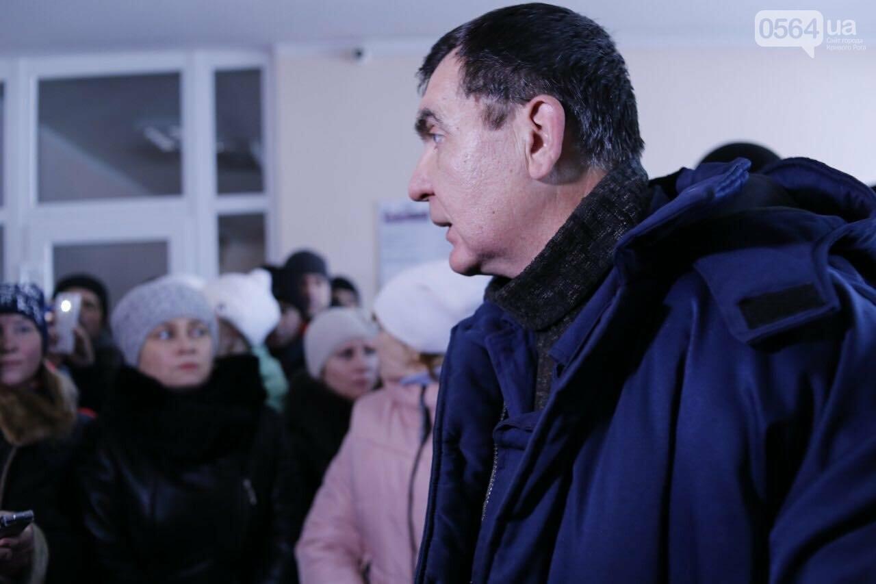 В Кривом Роге сотрудники КПВС митингуют, опасаясь, что город останется без воды  (ФОТО, ВИДЕО), фото-6