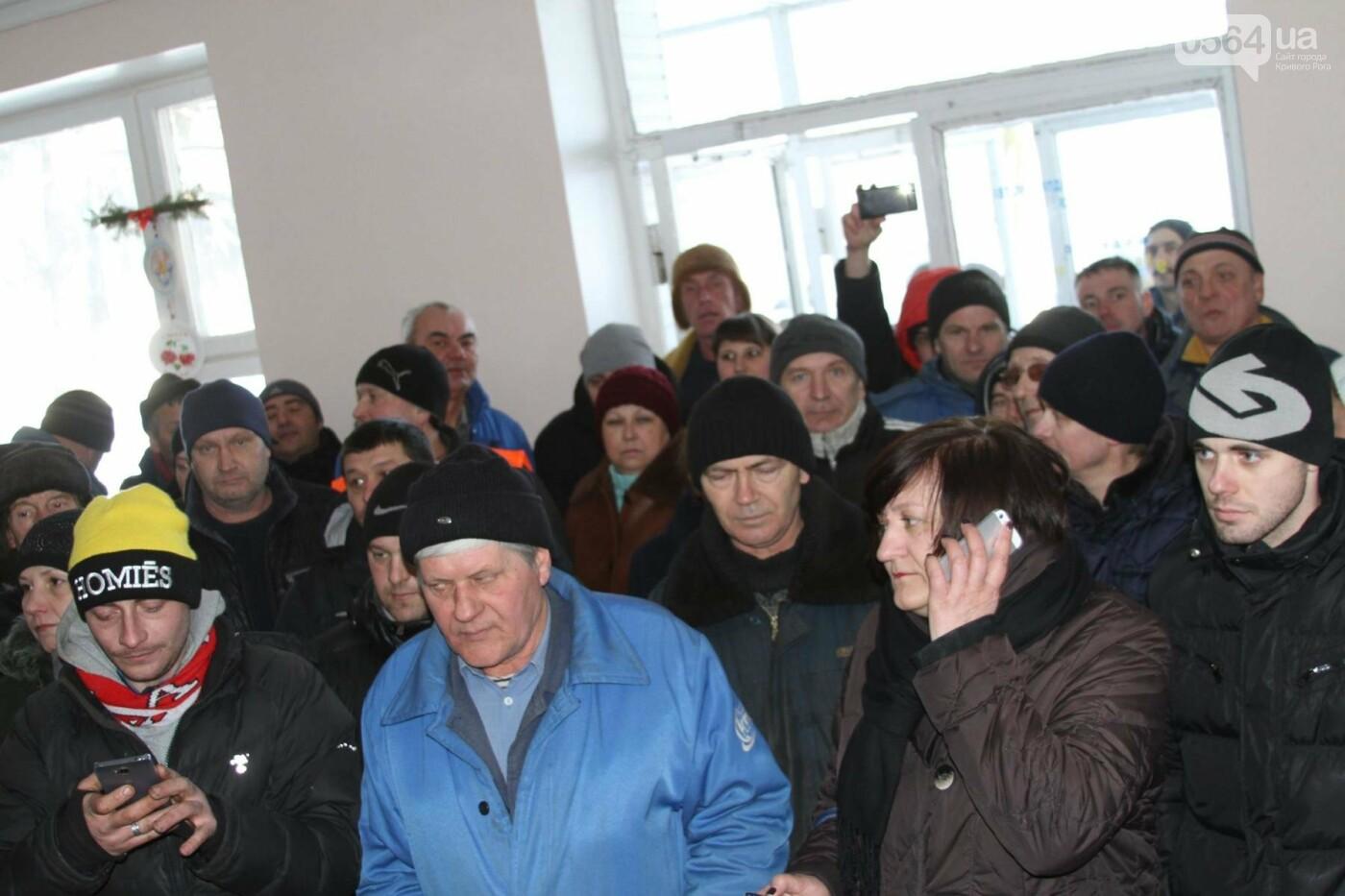 В Кривом Роге сотрудники КПВС митингуют, опасаясь, что город останется без воды  (ФОТО, ВИДЕО), фото-11