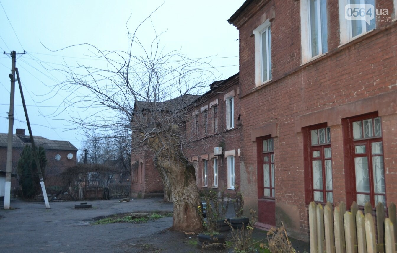 Исторический жилфонд в Кривом Роге: Дырявая кровля, два контейнера для мусора и пристанище для бомжей (ФОТО), фото-27