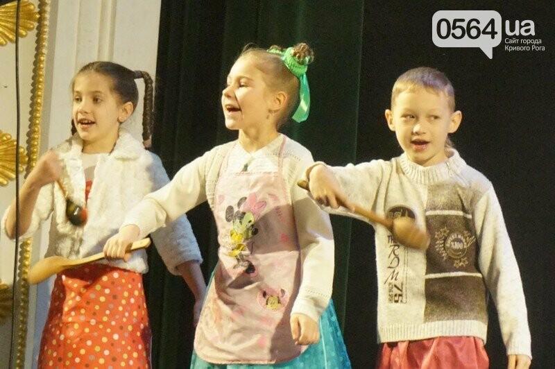 """Юные актеры студии """"Премьер"""" очаровали криворожских зрителей (ФОТО, ВИДЕО), фото-21"""