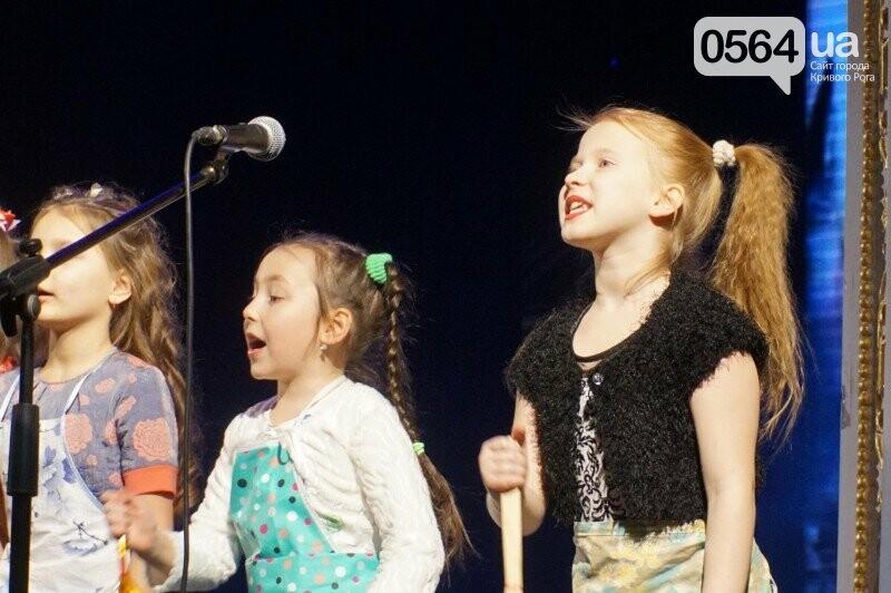 """Юные актеры студии """"Премьер"""" очаровали криворожских зрителей (ФОТО, ВИДЕО), фото-20"""