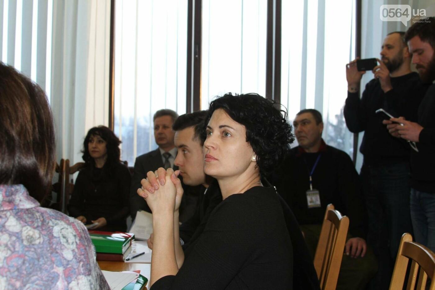 Криворожские депутаты из комиссии по этике и дисциплине со второй попытки не смогли собраться (ФОТО), фото-10