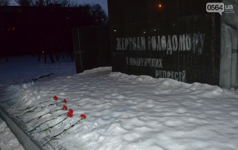 Жители Кривого Рога чествуют память Героев Крут (ФОТО) (ОБНОВЛЕНО), фото-10