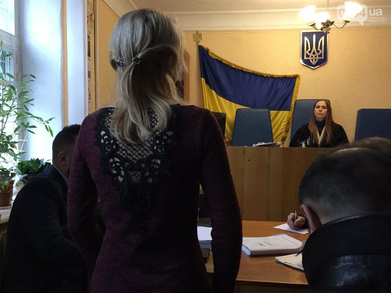 Криворожских журналистов в суде  допрашивают по делу Вячеслава Волка (ФОТО), фото-2